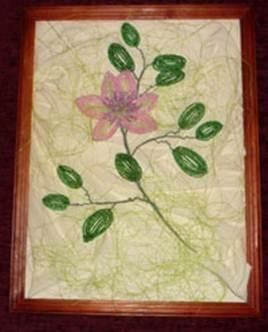бисероплетение деревья пошаговое фото