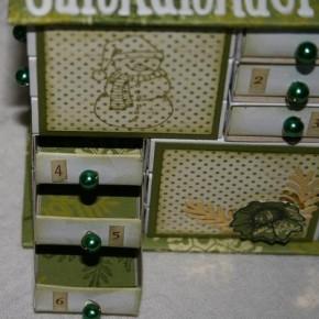 emiras julekalender 2 19494561 290x290 Скрапбукинг. Мастер класс Новогодняя коробочка для мелочей