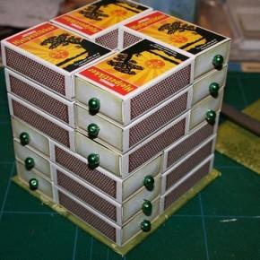 julekalender steg for steg 7 19494394 290x290 Скрапбукинг. Мастер класс Новогодняя коробочка для мелочей