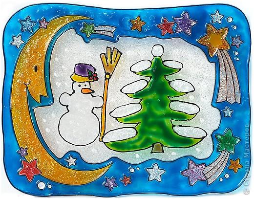 Картинка новогодние украшения своими руками